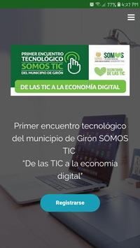 Somos TIC poster