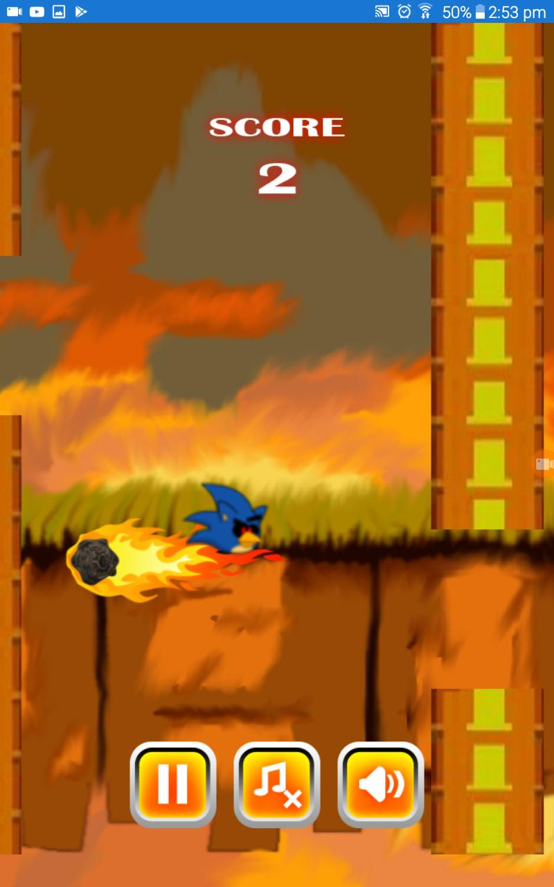 Angry Sonic Exe Bird for Android - APK Download