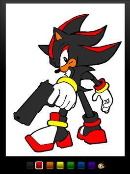 Sonic Coloring apk screenshot