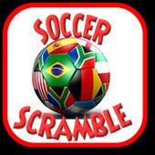 Soccer Clubs Scramble icon