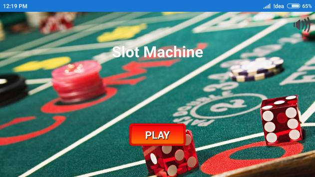 Slot Machine poster