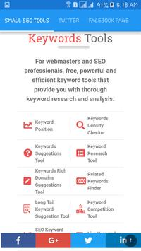 Small SEO Tools screenshot 2