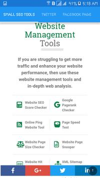 Small SEO Tools screenshot 4