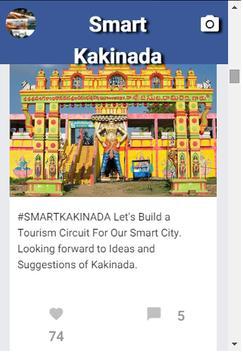 Smart Kakinada apk screenshot