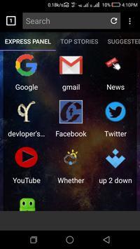 Smart TY Browser screenshot 1