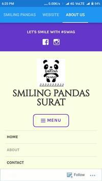 Smiling Pandas screenshot 2