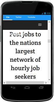 Snagajob - Desktop Version apk screenshot