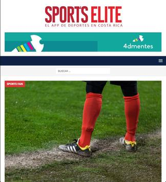Sports Elite Revista Deportiva apk screenshot