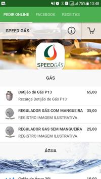 Speed Gás screenshot 1
