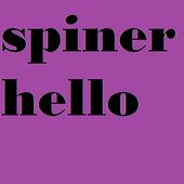 spiner hello icon