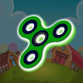 Spinner Fidget Spin icon