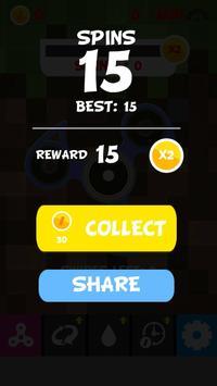 Spinner game apk screenshot