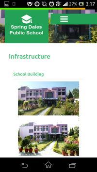 SpringDales School Sangrur apk screenshot