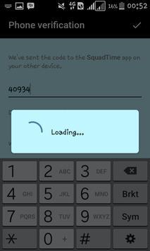 SquadTime screenshot 3
