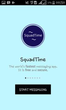 SquadTime poster