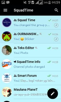 SquadTime screenshot 4