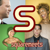 Squaremeets - Meet New People! icon