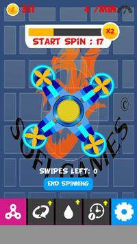 Sweet Smart Fidget Spinner poster