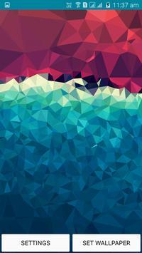 Stock Galaxy S8 Wallpapers apk screenshot