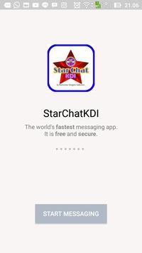 StarChatKDI poster