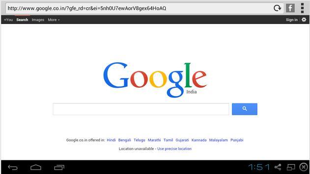 Starc Browser screenshot 2
