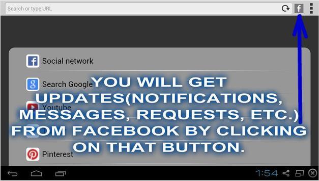 Starc Browser screenshot 4