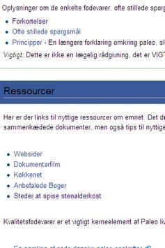 Stenalderkost screenshot 1