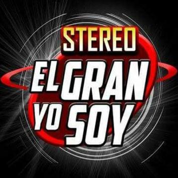 Stereo El Gran Yo Soy HD ポスター