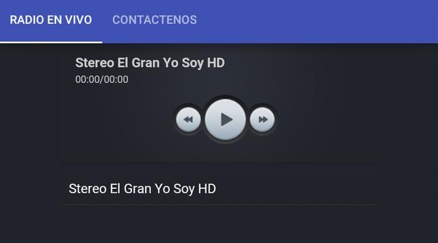 Stereo El Gran Yo Soy HD スクリーンショット 4
