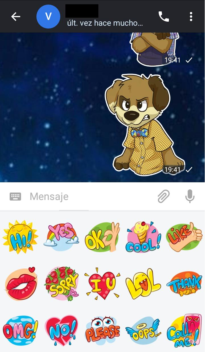 Stickers Messenger Lite Free for Android - APK Download