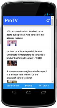 Stiri On-Phone Romania apk screenshot