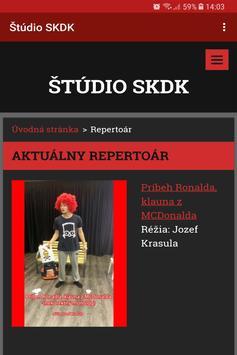 Štúdio SKDK screenshot 3