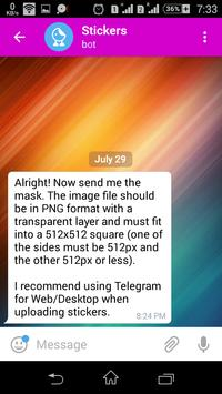 studup messenger screenshot 5