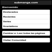 Submanga Mobile icon