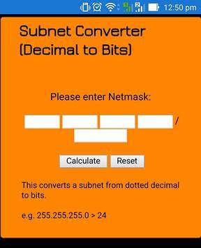 Subnet Tools screenshot 4