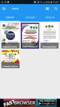 Sukabumi Event poster