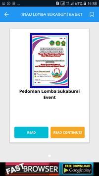 Sukabumi Event screenshot 3