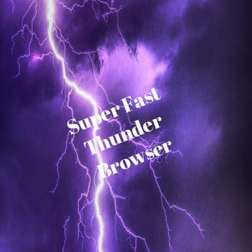 Super Fast Thunder Browser screenshot 2