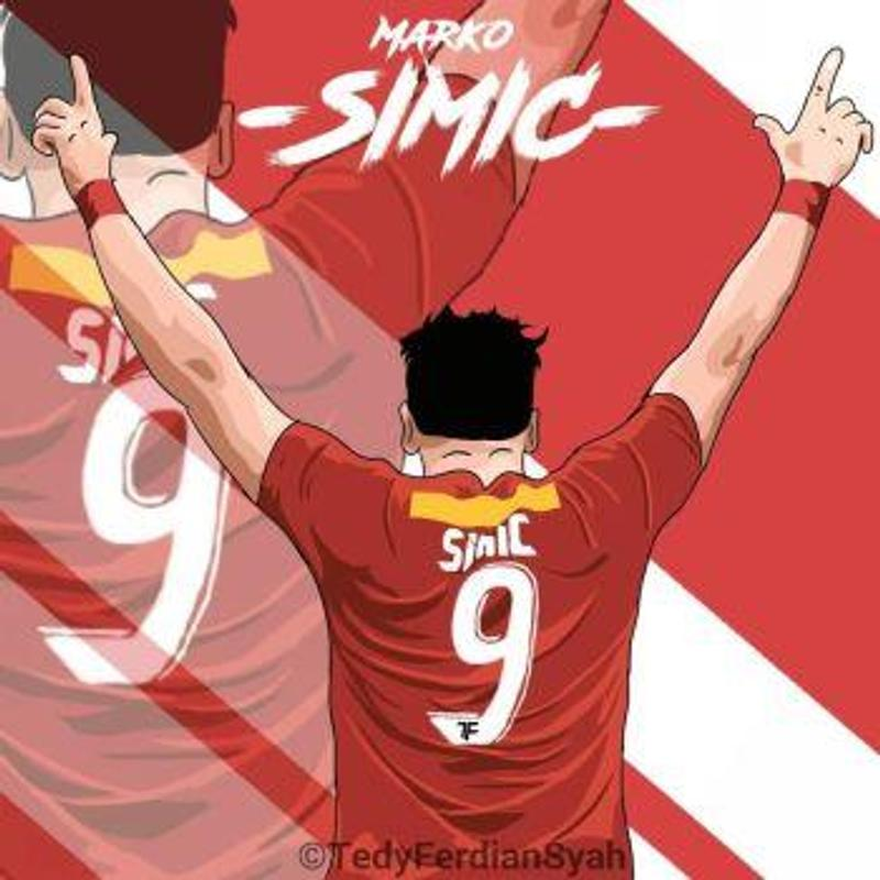 Super Simic Live Hd Wallpapers Persija For Android Apk Download