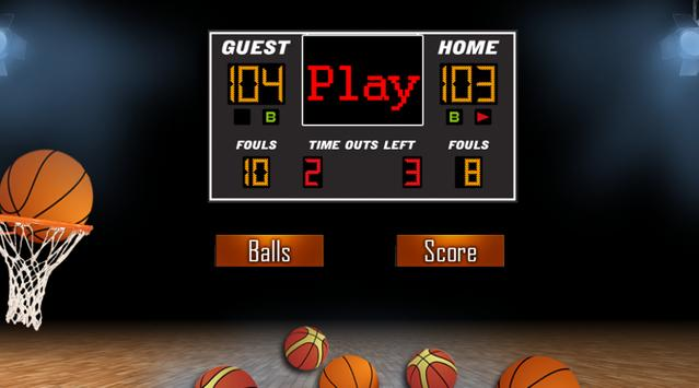 Basketball Super Shots apk screenshot