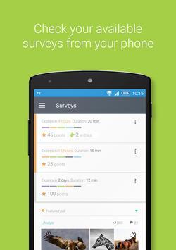 Survey rewardz screenshot 2