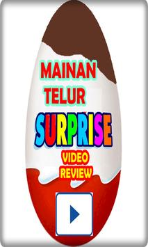 New Surprise Eggs Video Review poster