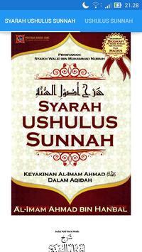 Syarah Ushulus Sunnah poster