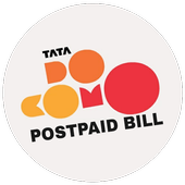 Tata Docomo Postpaid Bill & Recharge icon