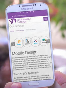 TATBIQI New Media Services apk screenshot
