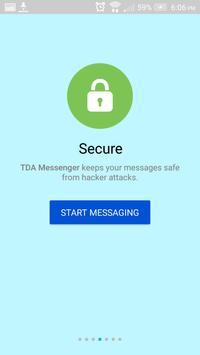 TDA Messenger apk screenshot