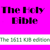 The King James Bible 1611 PCE icon