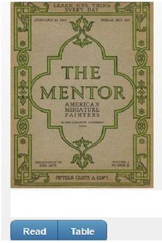 THE MENTOR poster