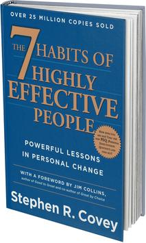 THE SEVEN HABITS OF HIGHLY EFFECTIVE PEOPLE poster