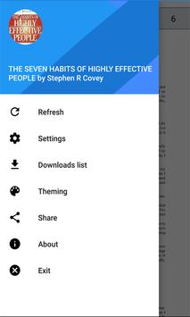 THE SEVEN HABITS OF HIGHLY EFFECTIVE PEOPLE screenshot 2